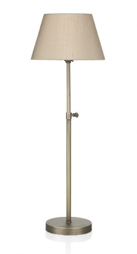 Hicks Table Lamp Antique Brass Base Only HIC4375 (Hand made, 7-10 day Delivery)
